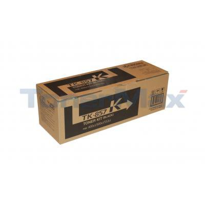 KYOCERA MITA TASKALFA 400CI TONER KIT BLACK
